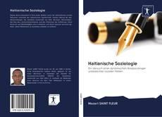 Capa do livro de Haitianische Soziologie