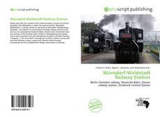 Portada del libro de Wünsdorf-Waldstadt Railway Station