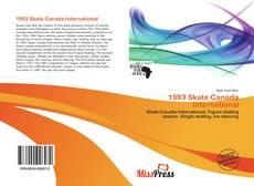 1993 Skate Canada International kitap kapağı