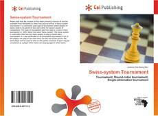 Swiss-system Tournament kitap kapağı