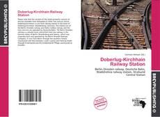 Portada del libro de Doberlug-Kirchhain Railway Station