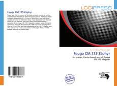 Bookcover of Fouga CM.175 Zéphyr