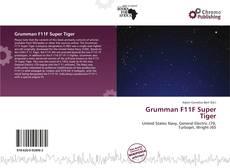 Couverture de Grumman F11F Super Tiger