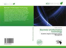 Bookcover of Bachelor of Information Technology