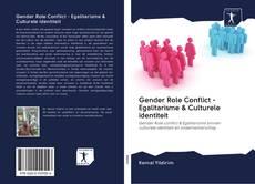 Capa do livro de Gender Role Conflict - Egalitarisme & Culturele identiteit