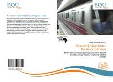 Portada del libro de Klasdorf-Glashütte Railway Station
