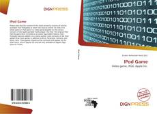 Bookcover of IPod Game