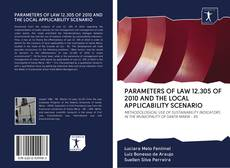 PARAMETERS OF LAW 12.305 OF 2010 AND THE LOCAL APPLICABILITY SCENARIO kitap kapağı