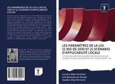 Portada del libro de LES PARAMÈTRES DE LA LOI 12.305 DE 2010 ET LE SCÉNARIO D'APPLICABILITÉ LOCALE