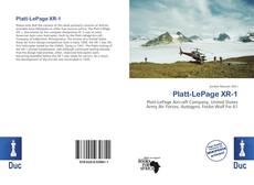 Buchcover von Platt-LePage XR-1