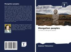 Bookcover of Mongolian peoples