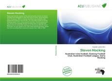 Bookcover of Steven Hocking