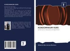 Bookcover of KONDOMINIUM-KURS