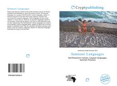 Bookcover of Semnani Languages