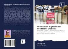 Capa do livro de Modélisation et gestion des inondations urbaines