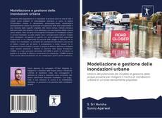 Copertina di Modellazione e gestione delle inondazioni urbane