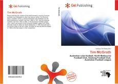 Bookcover of Tim McGrath