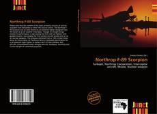 Couverture de Northrop F-89 Scorpion