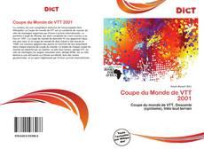 Обложка Coupe du Monde de VTT 2001