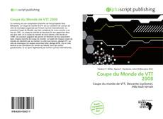 Обложка Coupe du Monde de VTT 2008