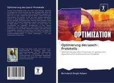 Copertina di Optimierung des Leach-Protokolls