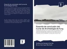 Couverture de Pasantía de conclusión del Curso de Archivología de Furg