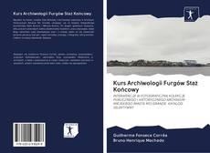 Bookcover of Kurs Archiwologii Furgów Staż Końcowy
