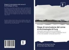 Bookcover of Stage di conclusione del corso di Archivologia di Furg