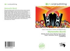 Bookcover of Marionette (Band)