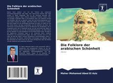Die Folklore der arabischen Schönheit kitap kapağı