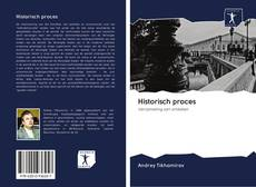 Bookcover of Historisch proces