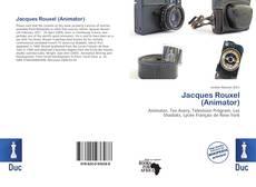 Copertina di Jacques Rouxel (Animator)
