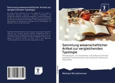 Bookcover of Sammlung wissenschaftlicher Artikel zur vergleichenden Typologie