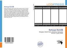 Bookcover of Katsuya Kondō