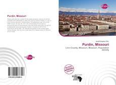 Bookcover of Purdin, Missouri