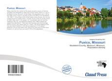 Bookcover of Puxico, Missouri