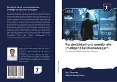 Portada del libro de Persönlichkeit und emotionale Intelligenz bei Kleinanlegern