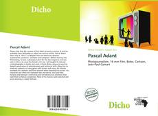 Bookcover of Pascal Adant