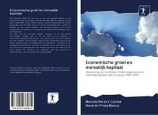 Bookcover of Economische groei en menselijk kapitaal