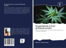 Drugsmisbruik in Zuid-afrikaanse Landen的封面