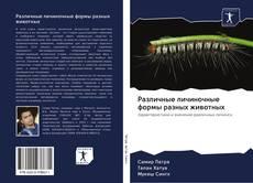 Bookcover of Различные личиночные формы разных животных