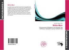 Bookcover of Willie Moir