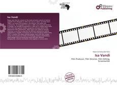 Capa do livro de Isa Vandi