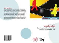 Обложка Lene Børglum