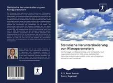 Statistische Herunterskalierung von Klimaparametern kitap kapağı