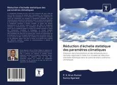 Обложка Réduction d'échelle statistique des paramètres climatiques