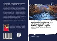Copertina di Vulnérabilité au changement climatique dans la région du delta du Niger au Nigeria