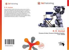 Bookcover of R. R. Venkat