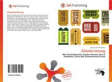 Charles Heung kitap kapağı
