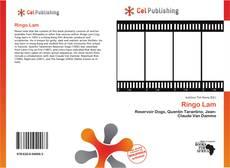 Bookcover of Ringo Lam